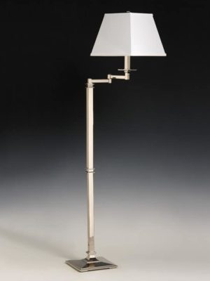 Bromley Floor Lamp by Decorative Crafts