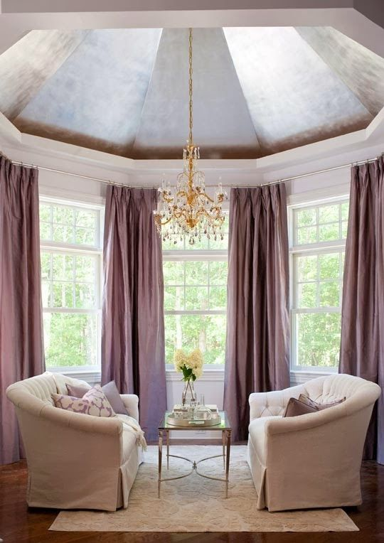 Bay Window sitting area