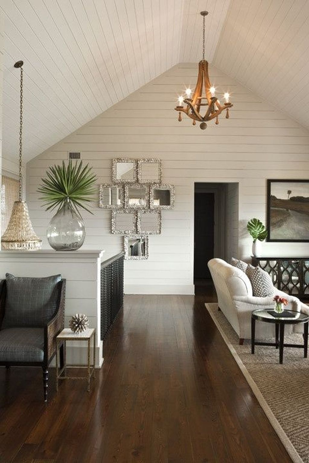 Wood-Beams-Ceiling-Ideas-For-Cottage