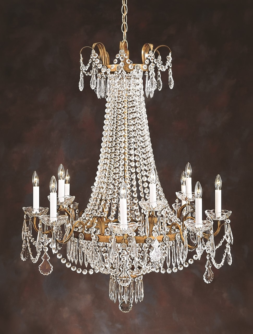 Affinito Crystal Chandelier