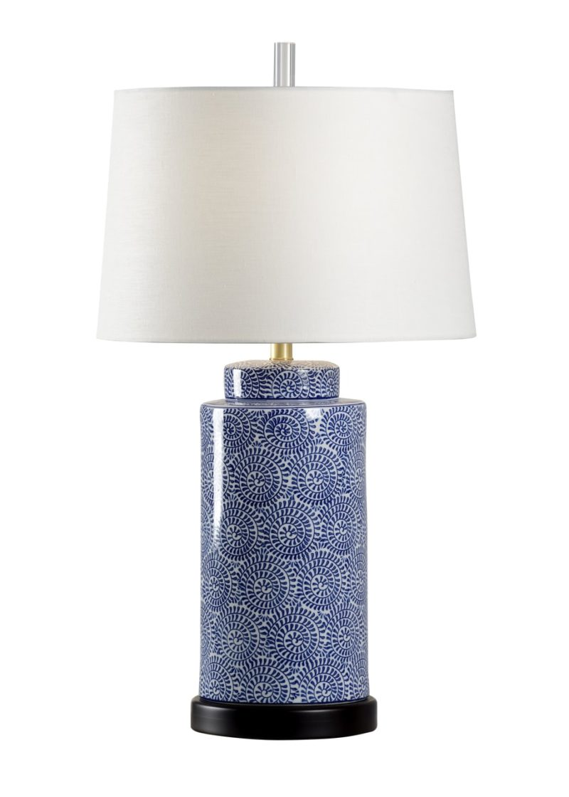 Abigail by Lamps Wildwood 31 Porcelain Blue Lamp kXPZwOuiT