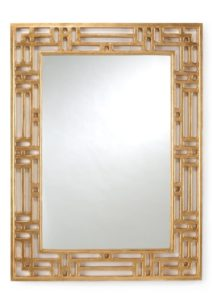 pierced-gold-wall-mirror