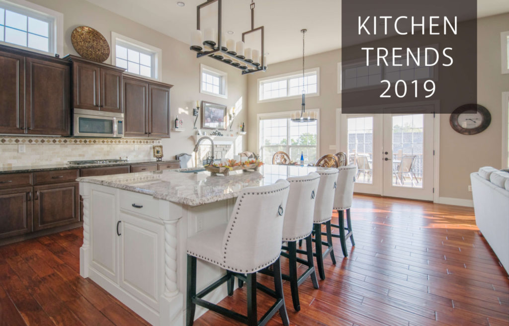 2019 kitchen trends