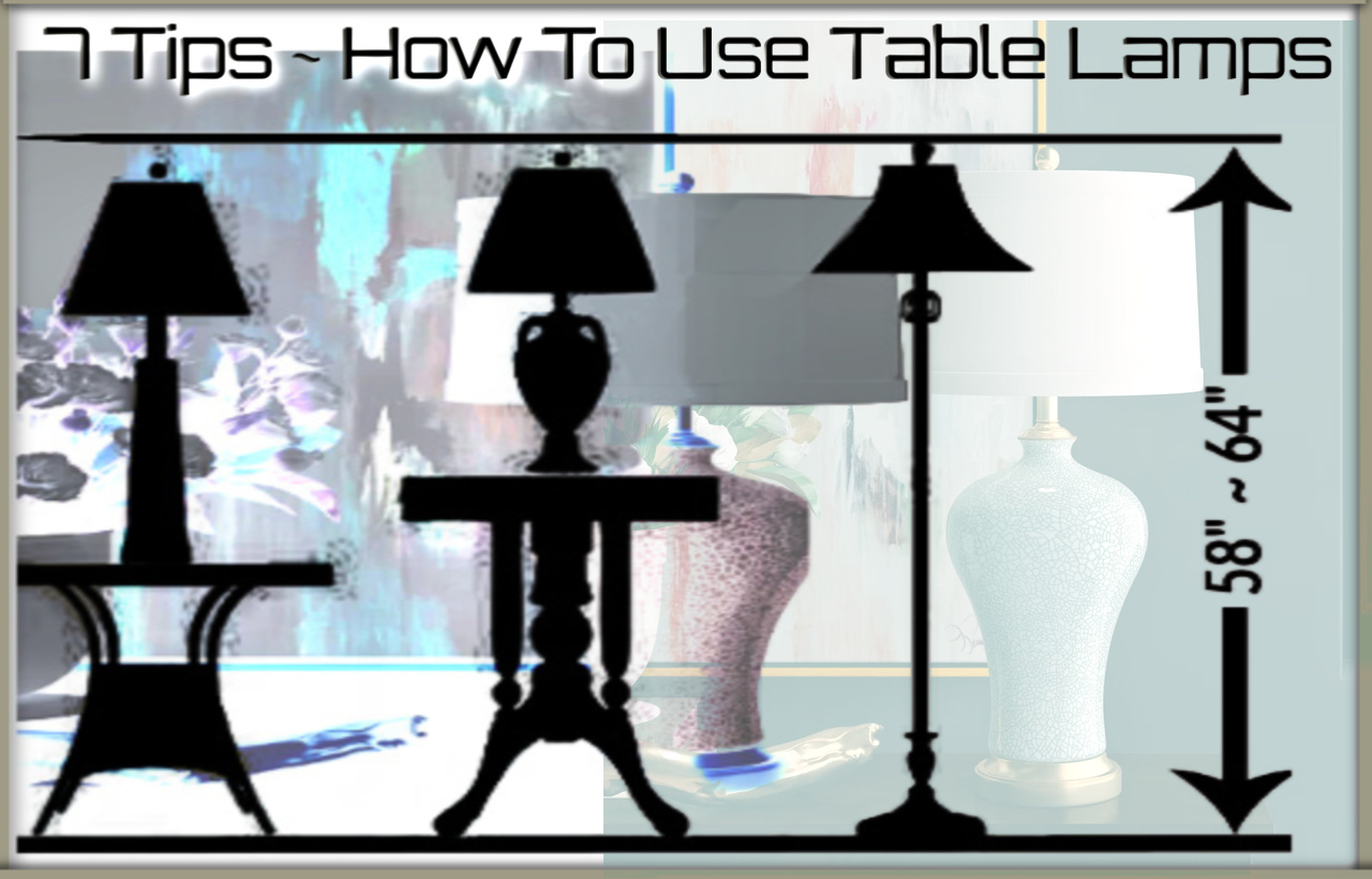 Posh How to use table lamps featured 1