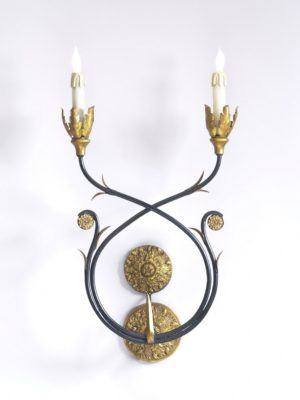 Burkhart Sconce by Chelsea House