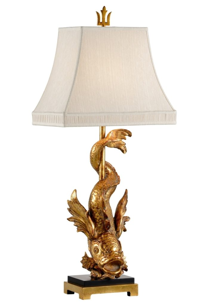Imperial Dragon Lamp By Wildwood