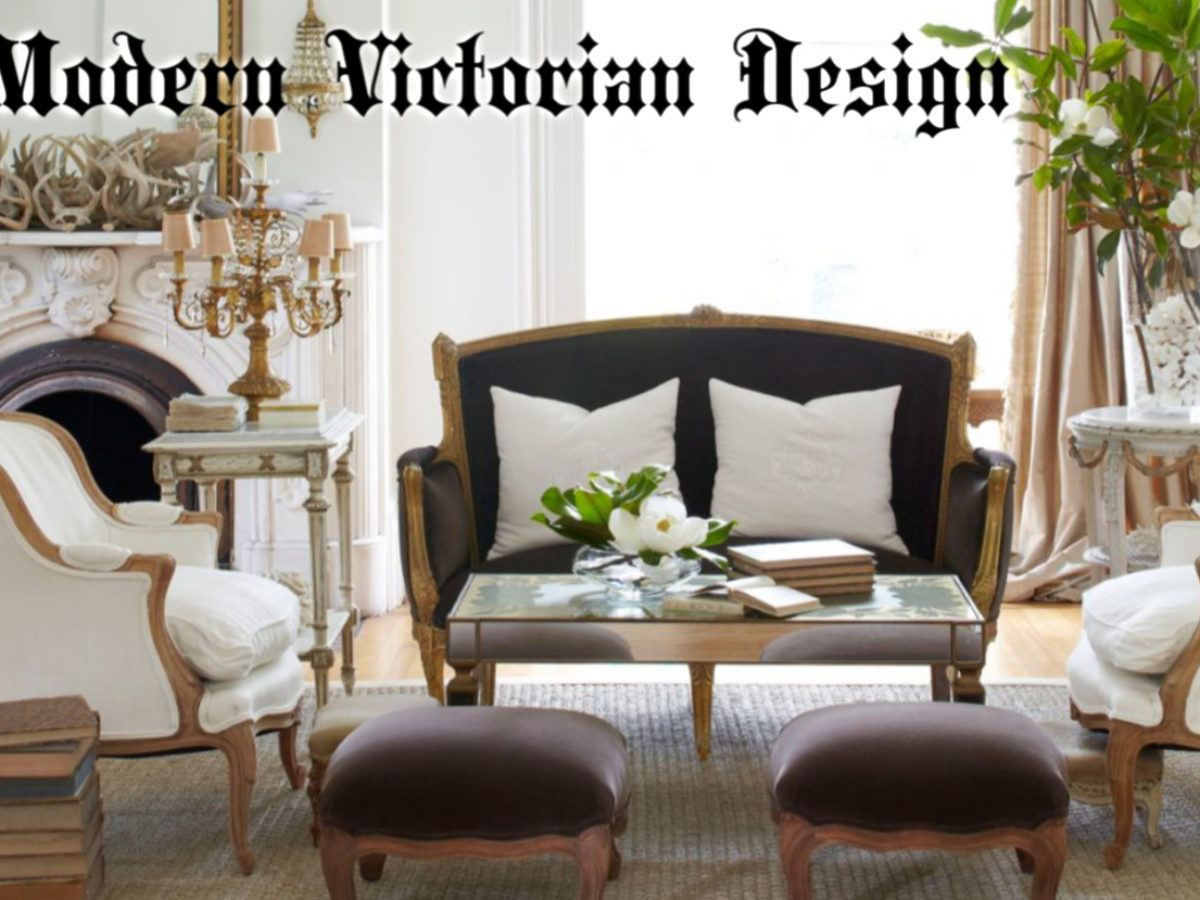 Trend For 2020 Victorian Style In A Modern Home Posh Lamps