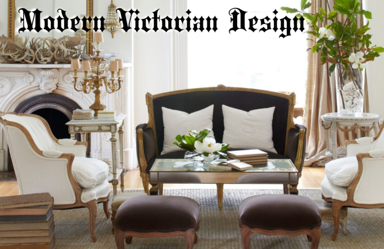Modern Victorian Design Fetured