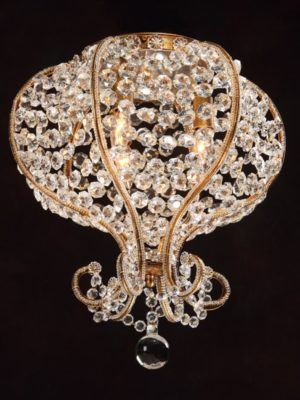 Mottola Ceiling Light by Decorative Crafts