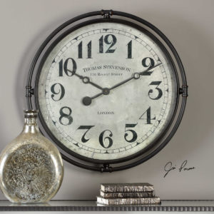 NAKUL WALL CLOCK06449