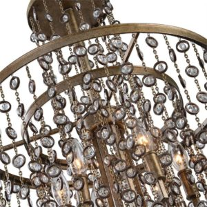 Volka 6 Light Chandelier