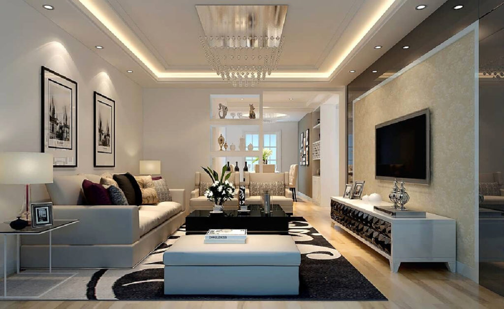 beautiful led living room light pictures modern home interior lighting inspiration