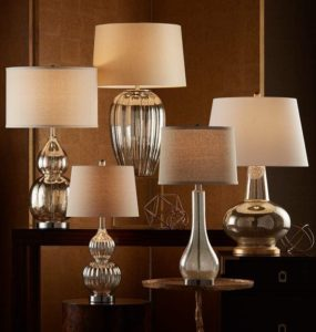 table lamps by style