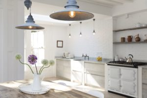 Kitchen Pendant Lights rustic