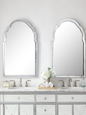 Brayden Frameless Arched Mirror_U-09149