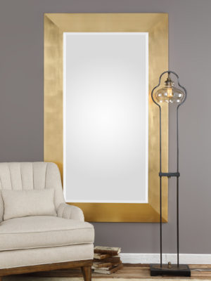 Chaney Gold Mirror_U-09324