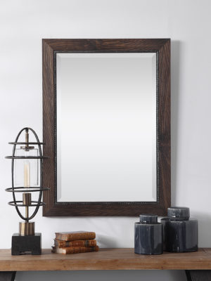 Lanford Walnut Vanity Mirror_U-09492
