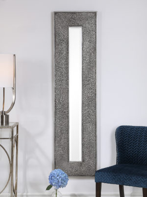 Bannon Tall Metallic Mirror_U-09528