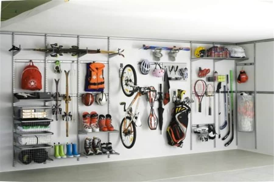 Install the Pegboard1c