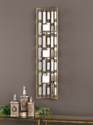 Loire Mirrored Wall Sconce_U-04045