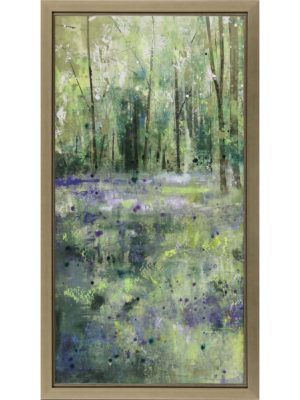 Lavender Hill I_PA-13662_Framed Art