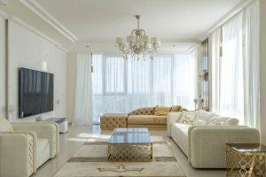 cleaning light fixtures like chandeliers requires special care