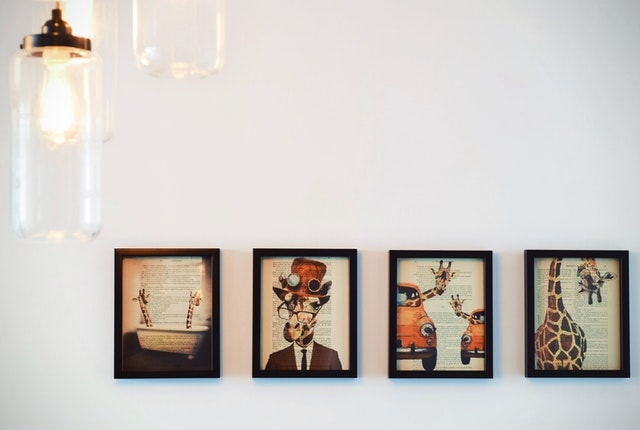 How to pack wall art for relocation