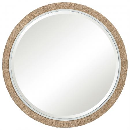 U-09668_Carbet Round Rope Mirror