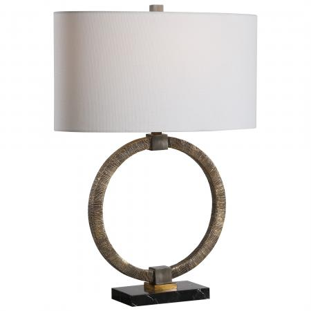 Relic Aged Gold Table Lamp_U-28371-1