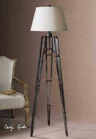 Tustin Tripod Floor Lamp by Uttermost28460 1