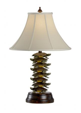 Tiered-Turtles-Iron-Lamp-by-Wildwood-Lamps-–-30