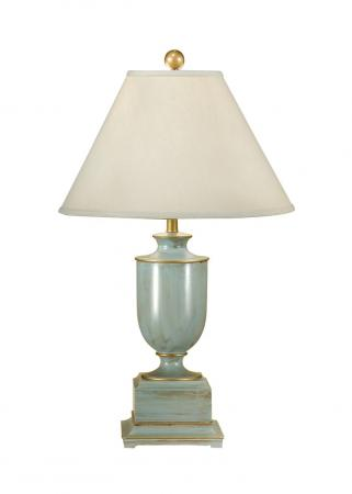 Old-Washed-Blue-Ceramic-Urn-Lamp-by-Wildwood-Lamps-30