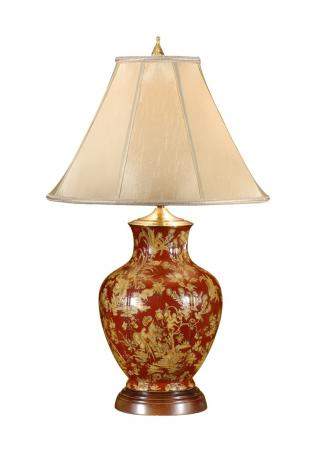 Oxblood-and-Yellow-Porcelain-Lamp-by-Wildwood-Lamps-–-33