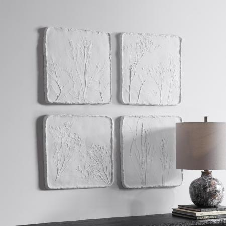 Angeline Floral Wall Decor