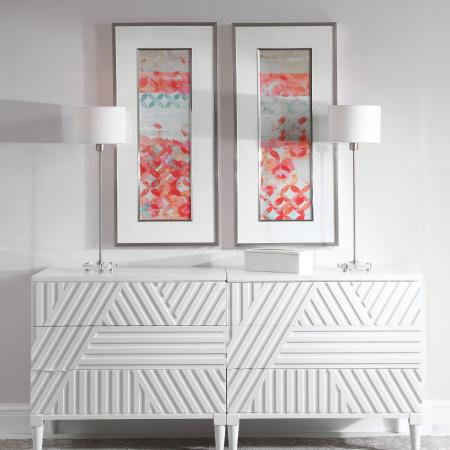 Valentine Framed Abstract Prints