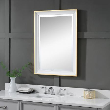 Gema White Mirror_U-09627
