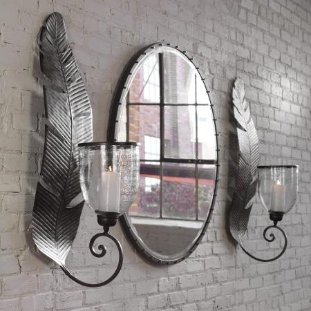 Lallia Leaf Wall Sconce_U-18769